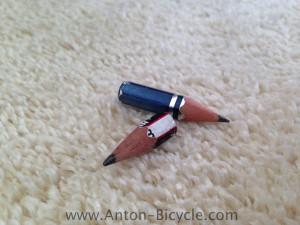 short-pencil